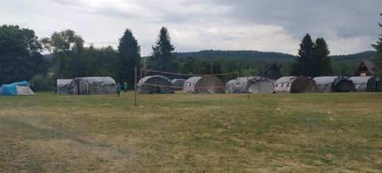 POWIAT SANOCKI: Strażacy kontrolują obozy harcerskie
