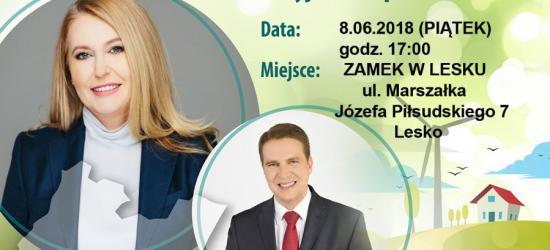 DZISIAJ / LESKO: Porozmawiajmy o Podkarpaciu! O dopłatach dla rolnictwa i służbie zdrowia
