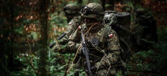 PODKARPACIE. Kolejne ćwiczenia terytorialsów z zawodowymi żołnierzami (ZDJĘCIA)