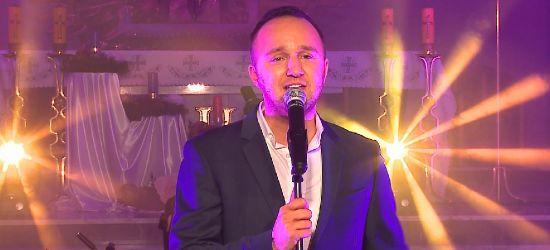 SANOK: Świąteczny koncert Mateusza Mijala w kościele Chrystusa Króla! (VIDEO)