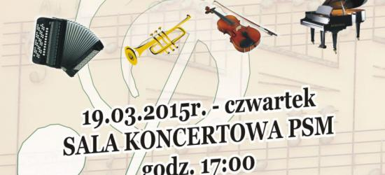 Koncert Wiosenny Młodej Sanockiej Filharmonii