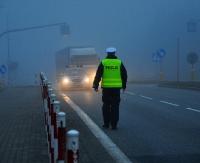 POLICJA: Bądź rozważny na drodze!