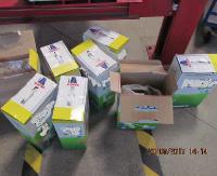 REGION: Przemycał 24 tys. szt. tabletek w proszku do prania