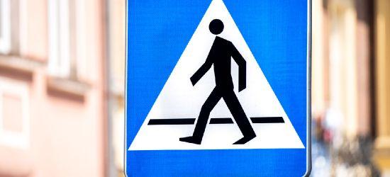 Budowa i modernizacja przejść dla pieszych. Również na terenie powiatu sanockiego
