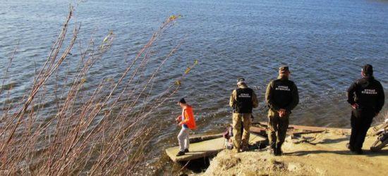 POWIAT SANOCKI: Społeczna Straż Rybacka skontrolowała 43 wędkarzy (FOTO)