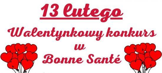 Walentynki w Bonne Santé. Umów się na bezpłatną wizytę i wygraj nagrody!