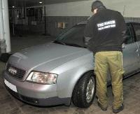Zatrzymano 4 skradzione samochody o łącznej wartości przeszło 230 tysięcy złotych (ZDJĘCIA)
