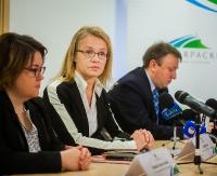 Alicja Wosik kierownikiem Oddziału Programu Współpracy Transgranicznej P-B-U w Rzeszowie