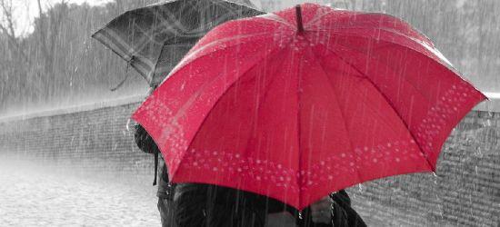OSTRZEŻENIE: Silny deszcz i porywisty wiatr