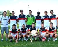 GMINA SANOK: Drużyny piłkarskie rywalizowały o Puchar Wójta Gminy Sanok