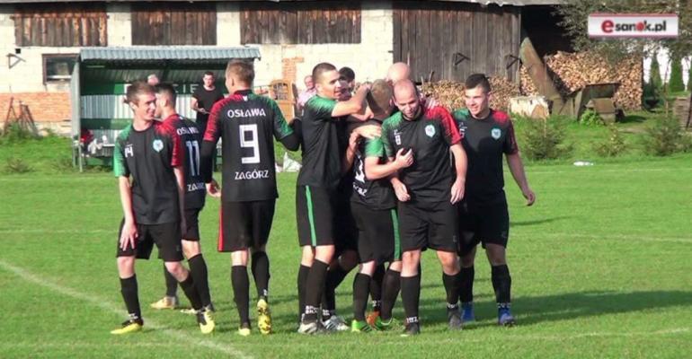 Piękny gol z połowy boiska (ZOBACZ VIDEO)