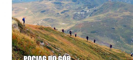 """NASZ PATRONAT: ,,Pociąg do gór"""", czyli o górskich wędrówkach po Rumunii słów kilka"""