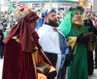 DZISIAJ: Orszak Trzech Króli. Niech nasze miasto żyje Bożym Narodzeniem