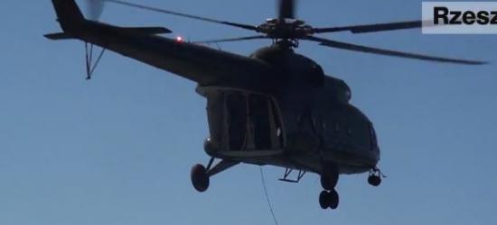 Z OSTATNIEJ CHWILI: Śmigłowiec ONZ awaryjnie wylądował w Jaśle