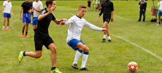 Turniej piłkarski na sanockich Błoniach (ZDJĘCIA)