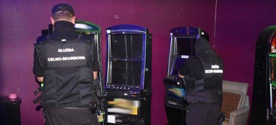 Nielegalny hazard na Podkarpaciu. Zatrzymano 11 automatów do gier