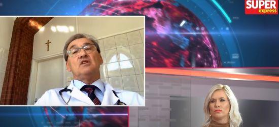 Znany lekarz SZCZERZE o KORONAWIRUSIE: Świat PRZESADZIŁ z PANIKĄ!