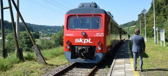 KOLEJ: Nowe połączenie z Sanoka do Cisnej