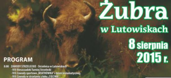NASZ PATRONAT: VIII Dzień Żubra w Lutowiskach (FILM)