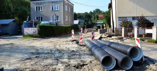 SANOK: Piastowska i Pomorska w remoncie. Kierowcy narzekają… (FOTO)