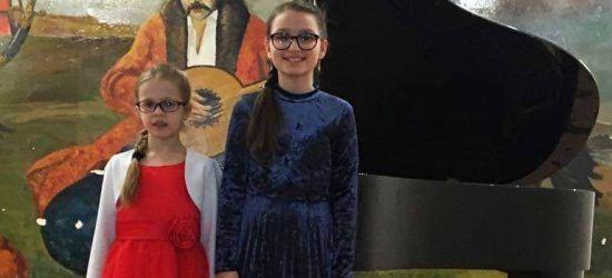 DROHOBYCZ: Młode pianistki z Sanoka zachwyciły jurorów muzykalnością