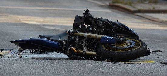 PODKARPACIE. Śmiertelny wypadek. Motocyklista zderzył się z kombajnem