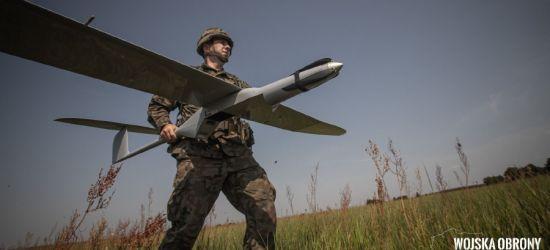 Podkarpaccy Terytorialsi będą operatorami bezzałogowców (FOTO)