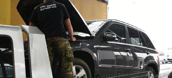 GRANICA: Odzyskali dwa skradzione auta