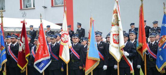 Wielkie święto strażaków-ochotników z powiatu sanockiego (VIDEO, FOTO)