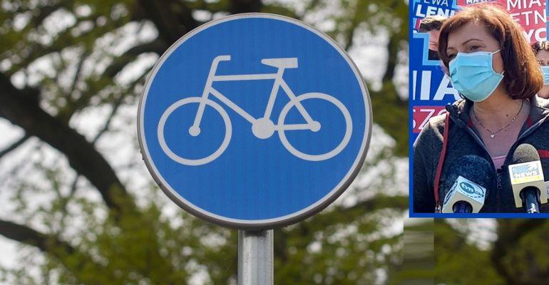 Na tysiąc mieszkańców co najmniej kilometr ścieżek rowerowych