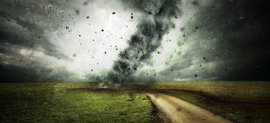 UWAGA! Obfite opady deszczu i burze!