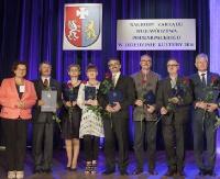 Sanoczanka otrzymała nagrodę Zarządu Województwa Podkarpackiego
