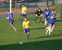 Słaby mecz Ekoballu Stali Sanok zakończony porażką w Korczynie (ZDJĘCIA)