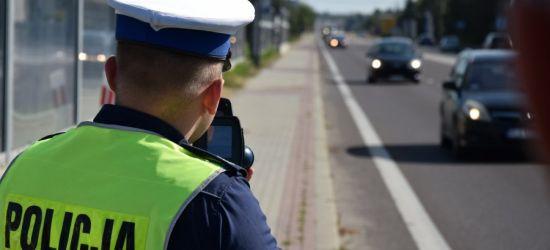 Policyjni motocykliści, wideorejestratory, kaskadowe pomiary prędkości. Ruszył Majowy Weekend 2019