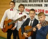 Młodzi wirtuozi gitary zaprezentowali swój talent!
