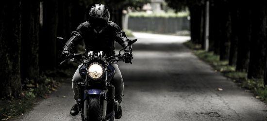 PODKARPACIE. 66-letni motocyklista uciekał przed policjantami. Bał się kontroli alkomatem