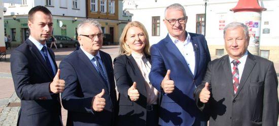 SANOK: Kandydaci Koalicji Obywatelskiej o sytuacji w służbie zdrowia (FILM)