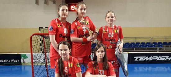 Zawodniczki z Bukowska zagrały na dużym turnieju w Katowicach (ZDJĘCIA)