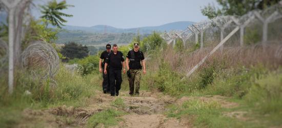 Strażnicy graniczni na misjach międzynarodowych (FOTO)