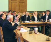 SESJA RADY POWIATU: Rezygnacja Wiceprzewodniczącego, sprawozdanie straży pożarnej za 2016 rok, zmiany w uchwale budżetowej.