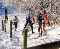 NASZ PATRONAT / KOMAŃCZA: Zimowa odsłona Bieszczadzkiego Wyścigu Rowerów Górskich