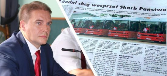 """Miklicz o artykule w Tygodniku Sanockim: """"Ciąg nieprawd, półprawd i kłamstw"""" (VIDEO)"""