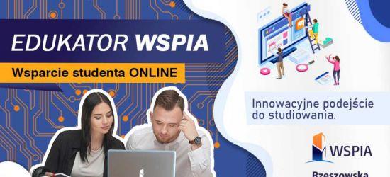 EDUKATOR WSPiA – unikalne narzędzie dydaktyczne w czasie pandemii