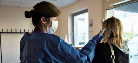 Terytorialsi pomagają w szpitalach i ośrodkach społecznych (FOTO)