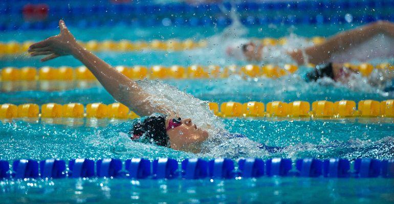 PŁYWANIE: Pierwsze zawody tej rangi w Lesku. Międzynarodowe mistrzostwa