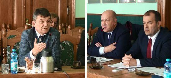 Skarga ws. stypendium. Gorąca debata podczas sesji (VIDEO)