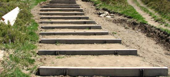 BIESZCZADY: Od teraz na Tarnicę wychodzi się po schodach