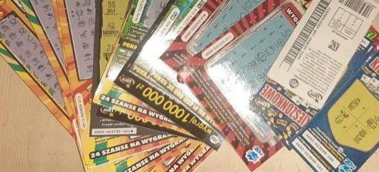 REGION: Kradzież zdrapek za ponad 2 tys. zł