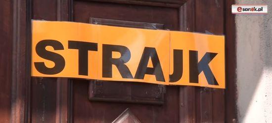 SANOK: Strajk w podstawówkach zawieszony! Nie będzie rekompensaty finansowej