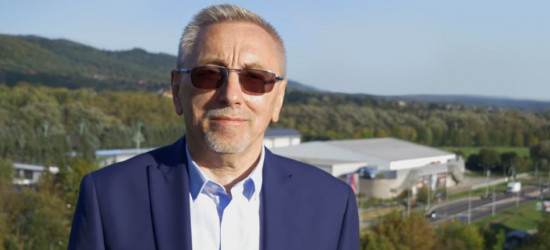 """SANOK: Plotki o stanie zdrowia Tadeusza Pióro. """"To odwracanie uwagi od problemów w urzędzie"""""""